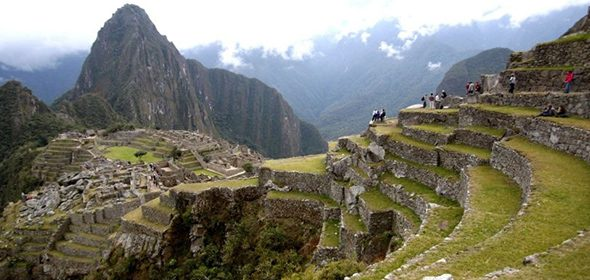 MACHU PICCHU: NATIONAL GEOGRAPHIC THE STRESSES OF 2016 AS A TOURIST DESTINATION